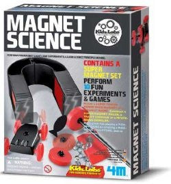 4M Kidz Labs Magnet Science - K and K Creative Toys