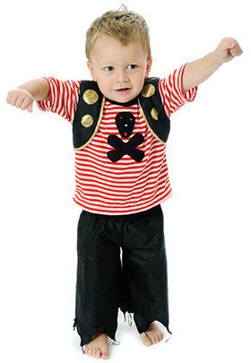 Little Heros Dress Up Jolly Pirate