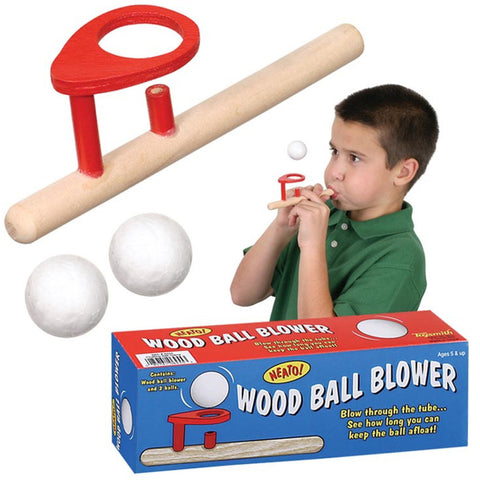 Ball Blower Wooden