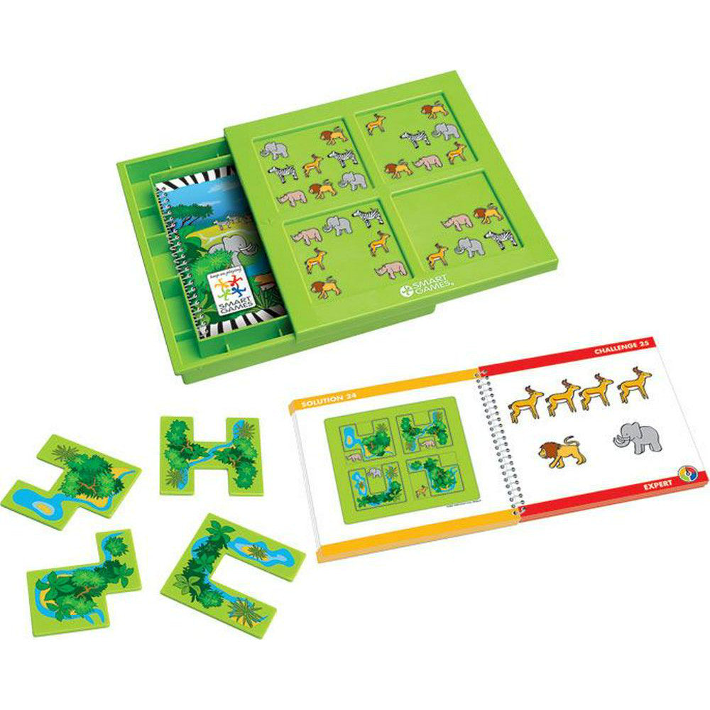 Smart Games Jungle Hide and Seek 2