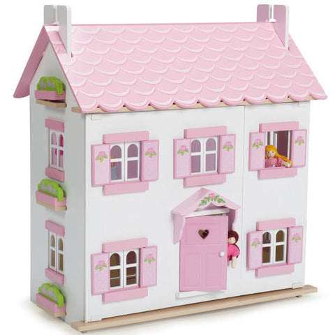 Le Toy Van Wooden Dolls House Sophie's House 4