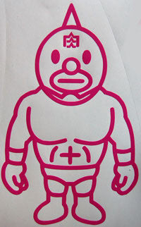 Bape Wrestler Sticker - sticker blimp decals