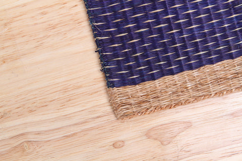 Maison - Handwoven Jute Sedge Square Coaster