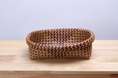 Seagrass Handwoven Basket (Natural)