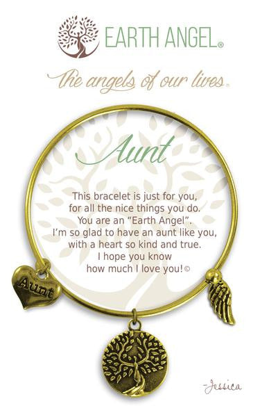 Earth Angel Bracelet - Aunt