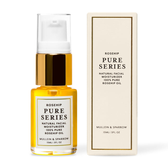 Mullein & Sparrow - Pure Series Rosehip Oil