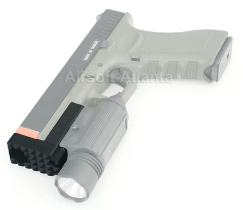 PDI Tactical Block (Strike Face for TM & KSC G17/G18C)