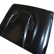 Hard Rock Series 10th Anniversary Rubicon Edition Steel Hood ('07-'17 JK) - Altitude Jeep