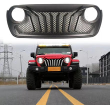 Wraith Grille for '18+ JL JLU Jeep Wrangler and Gladiator