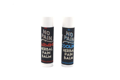Warming & Cooling Pain Balm Set
