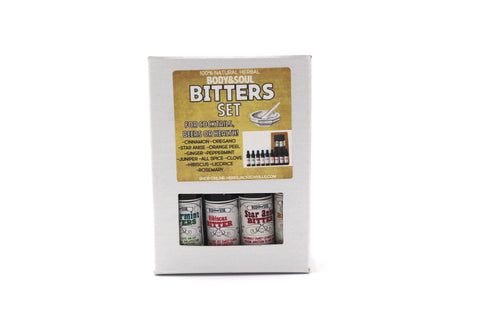 Bitters Set: All 12 of Our Herbal Bitters, Great Gift Set