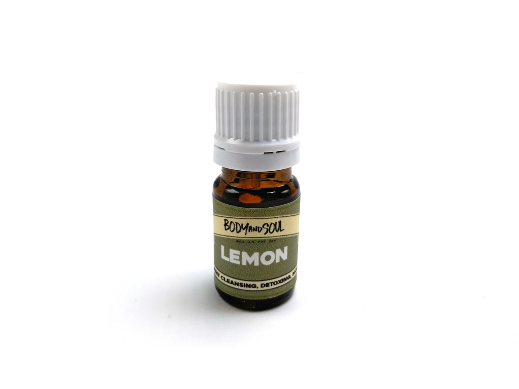 Lemon Essential Oil, 5ml