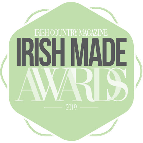 My cushions are nominated for Irish Made Awards 2019!