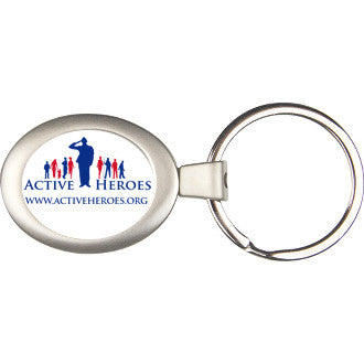 Active Heroes Key Chain