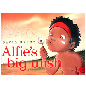 Alfie's big wish - David Hardy