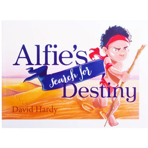 Alfie's search for Destiny - David Hardy