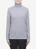 Women 12-Gauge Turtle Neck Pullover  LTP511