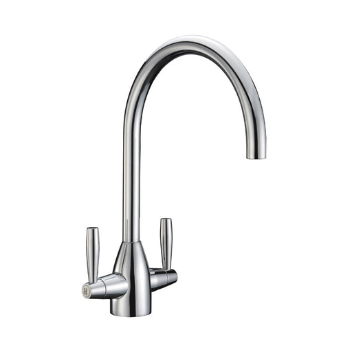 Just Taps Blink Chrome Monoblock Sink Mixer - Kitchen Tap BL182