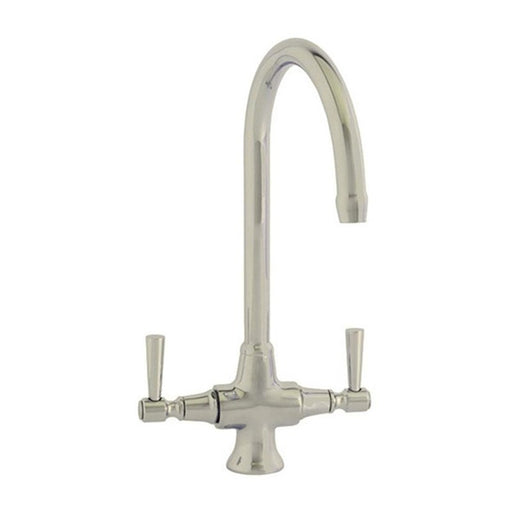 Front View of Mayfair KIT289 Windsor Brushed Nickel Mixer