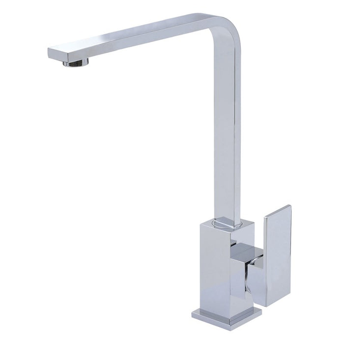 Mayfair KIT151 - Shuffle Chrome Kitchen Tap Front View