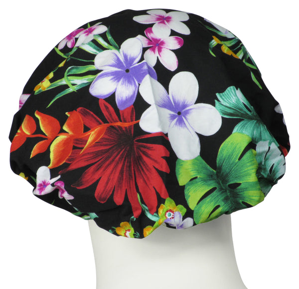 Bouffant Surgical Caps Flower Oasis