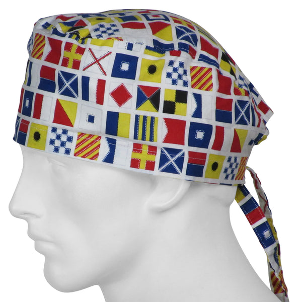Surgical Hats Code Flags
