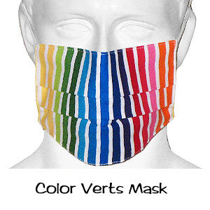 Surgical Masks Color Verts