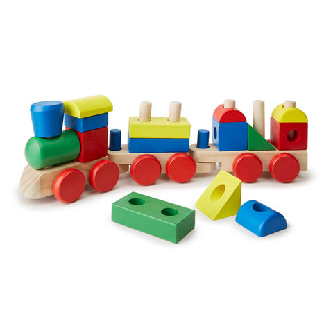 Melissa and Doug: Stacking Train