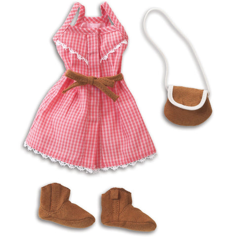 Corolle Les Cheries Sunny Days Dress Set - Corolle - Little Funky Monkey - 1