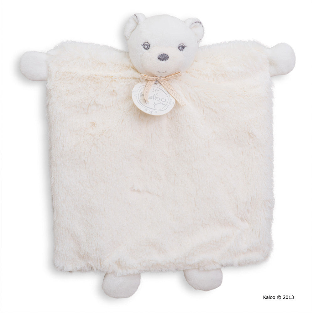 Kaloo: Perle DouDou Bear Cream - vendor-unknown - Little Funky Monkey - 1