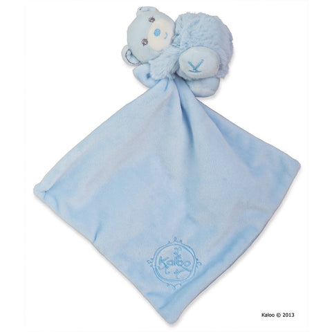 Kaloo: Perle Hug Doudou Blue - vendor-unknown - Little Funky Monkey
