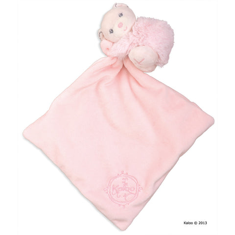 Kaloo: Perle Hug Doudou Pink - vendor-unknown - Little Funky Monkey