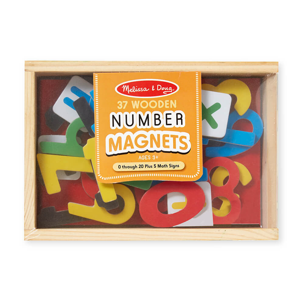 Melissa and Doug: Magnetic Numbers