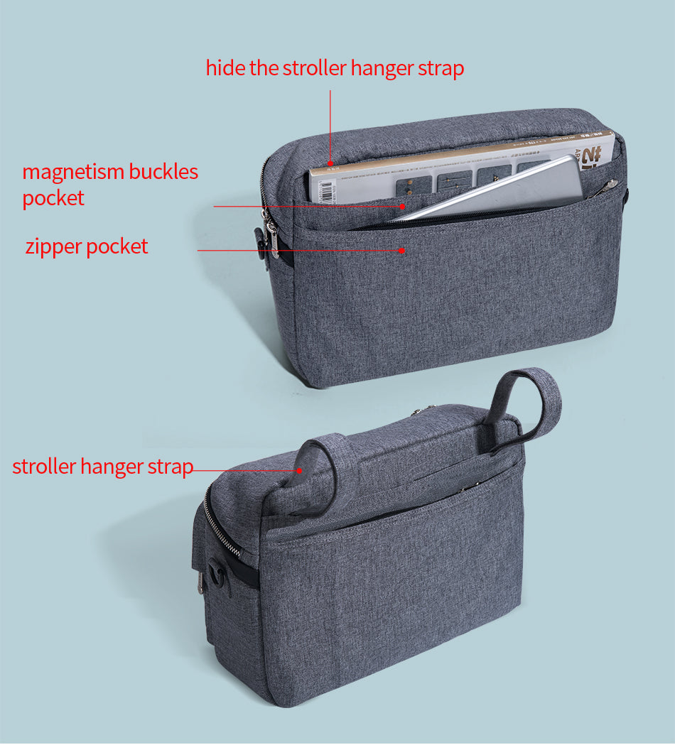 Baby Care Package, Stroller Diaper Organizer