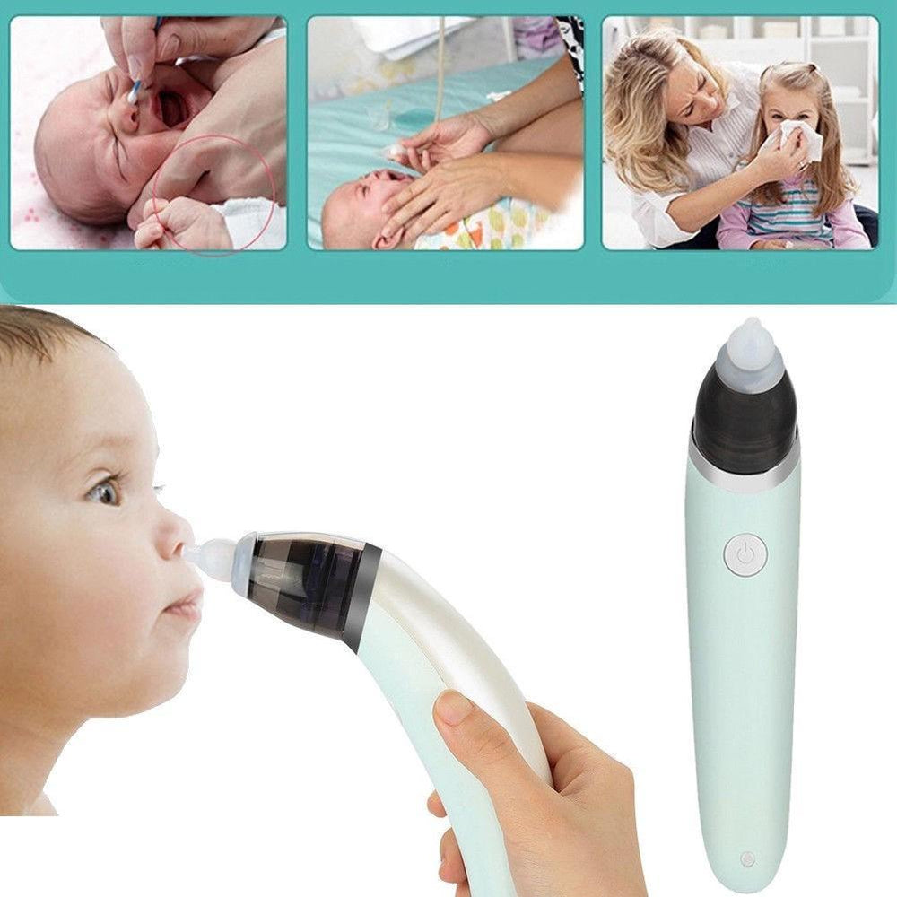 Baby Care Package, Electric Baby Nasal Aspirator