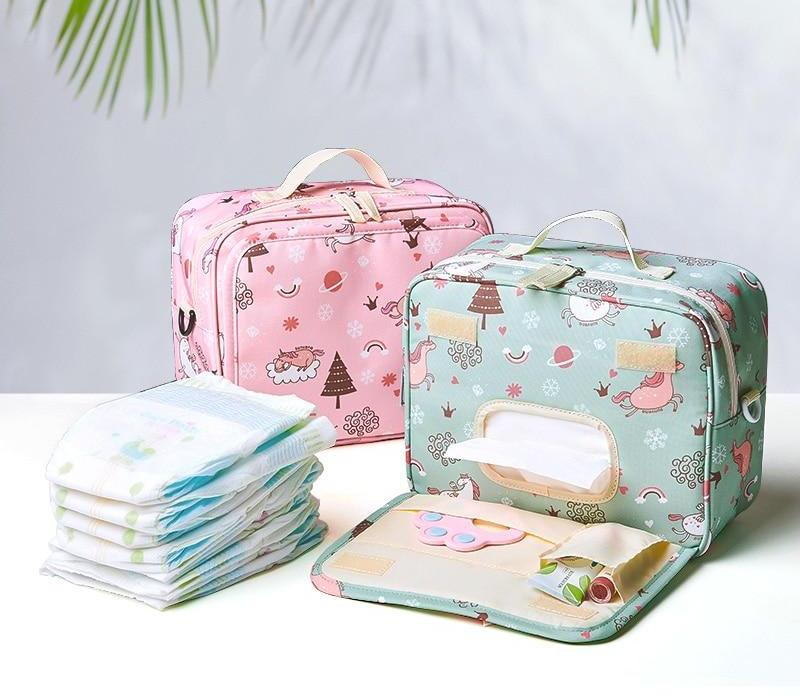Baby Care Package, Baby Diaper Bag