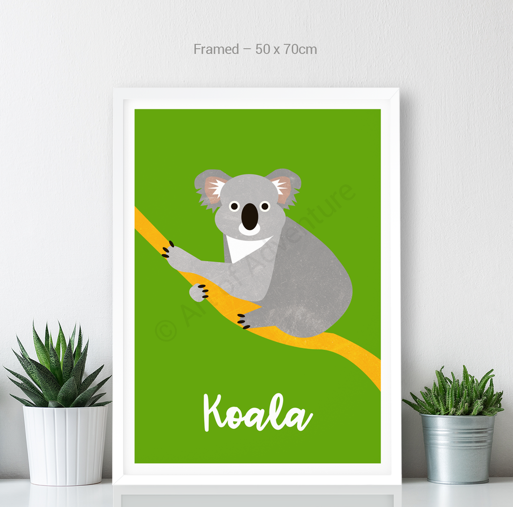 Koala - Art of Adventure
