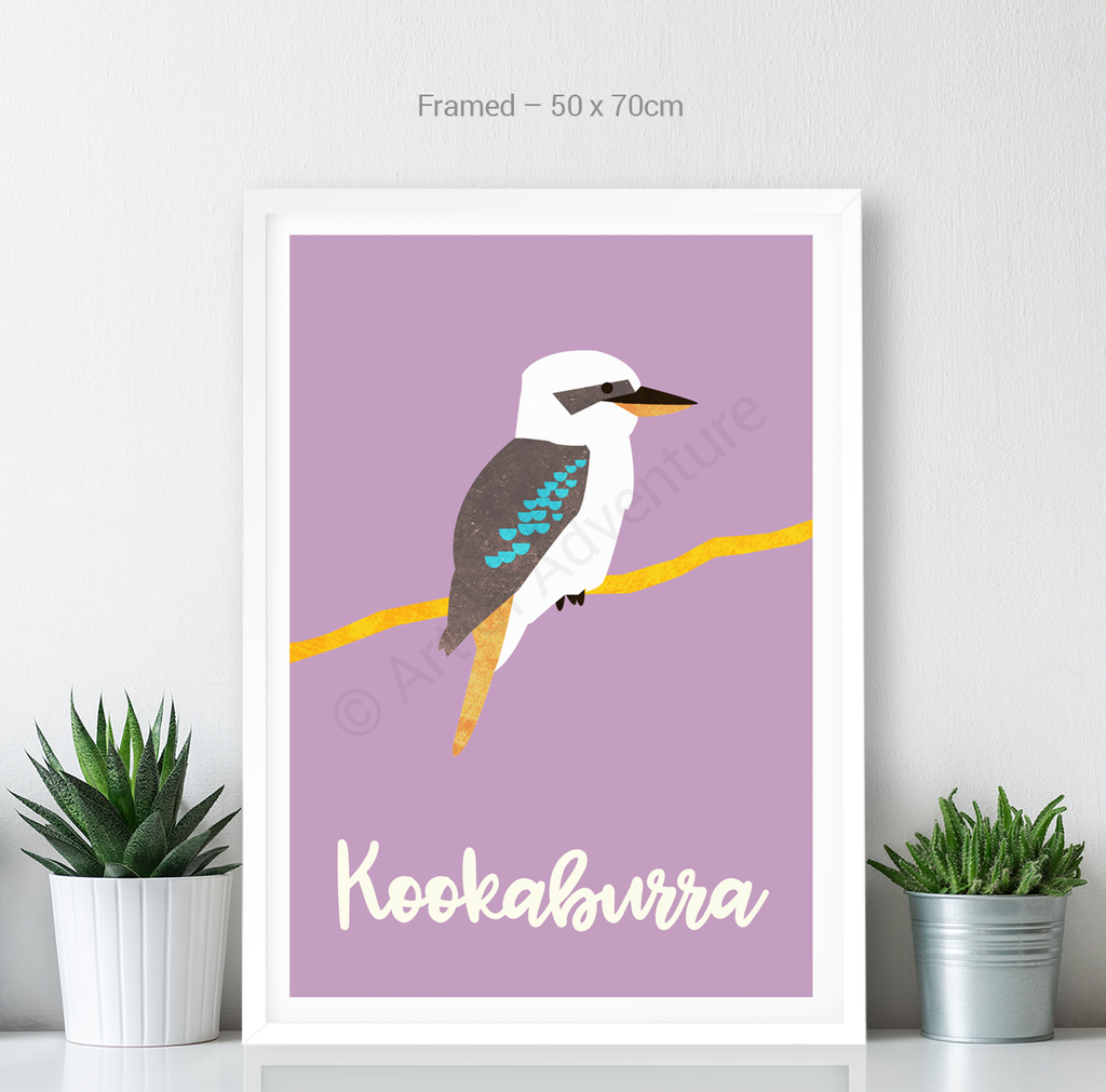Kookaburra - Art of Adventure