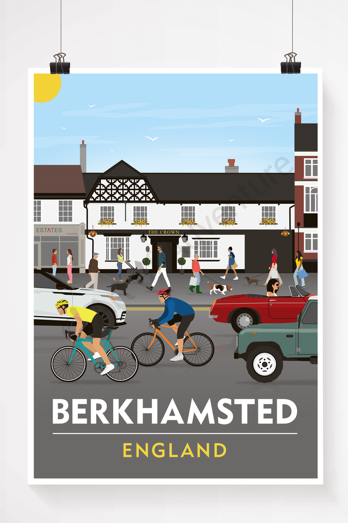 High Street – Berkhamsted