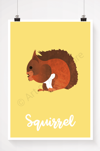 Squirrel - Art of Adventure