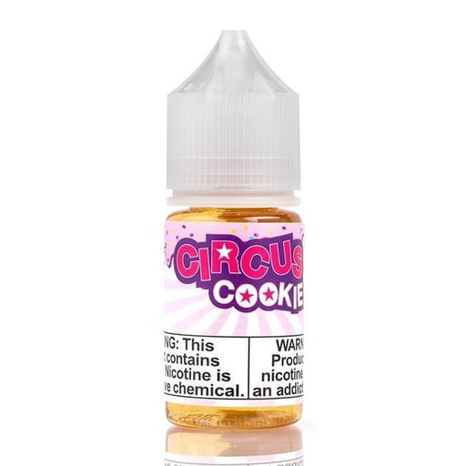 Circus Cookie Nicotine Salt by Circus E-Liquid - Cheap Vape Juice - East Coast Vape Distribution