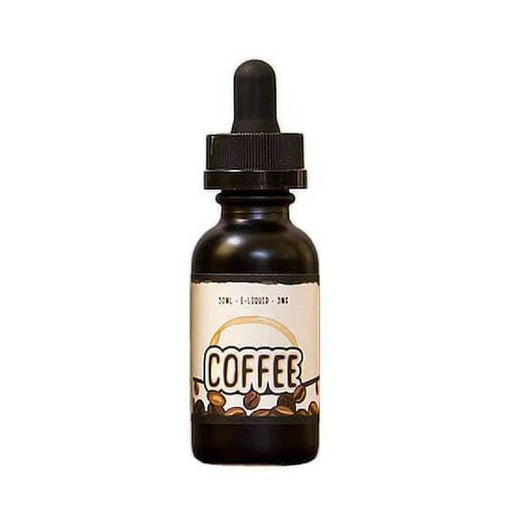 Coffee by iCrave eJuice - Cheap Vape Juice - East Coast Vape Distribution