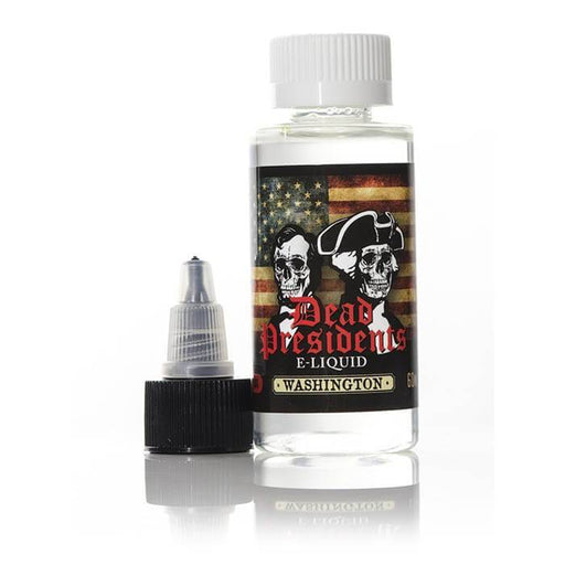 Washington by Dead Presidents E-Liquid - Cheap Vape Juice - East Coast Vape Distribution