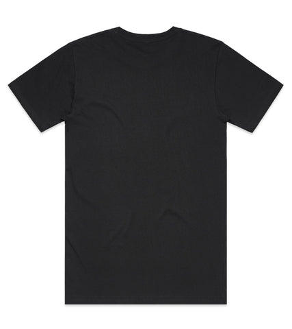 Method of Denim Custom Apparel Custom T-Shirt Black