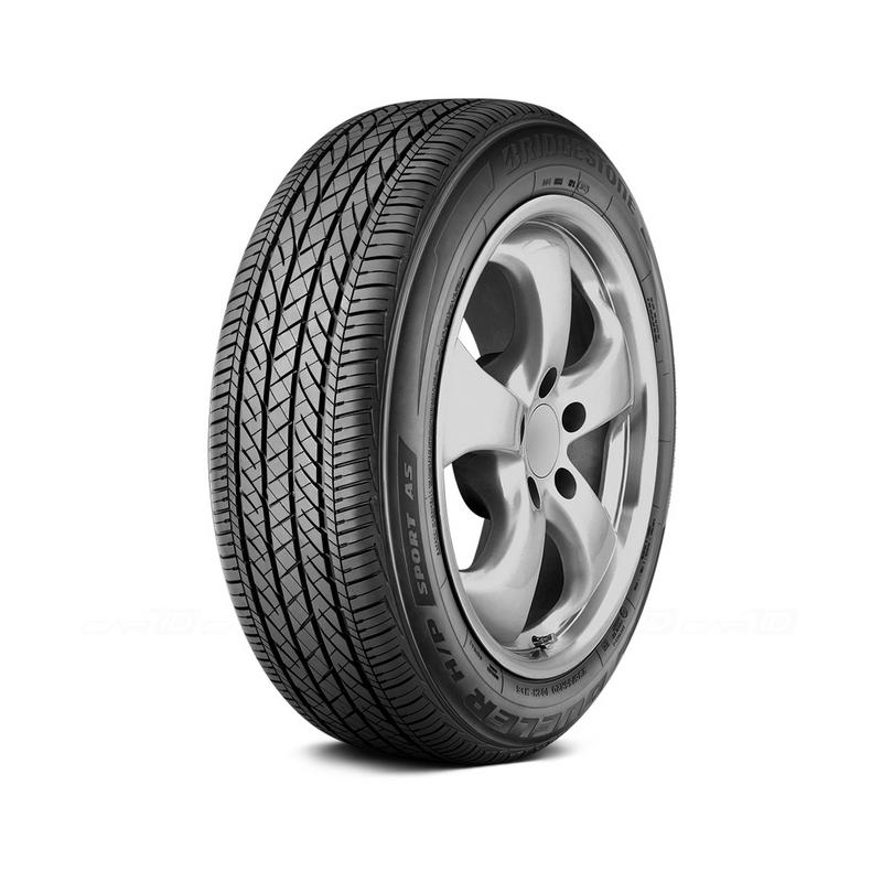 Llanta 245/60 R18 104H. Bridgestone. Dueler HP Sport AS