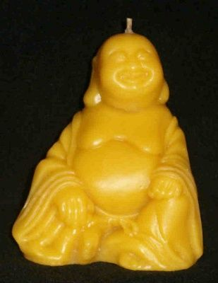 Soul Scents Beeswax Candles -Buddha