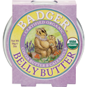 Badger Organic Belly Butter
