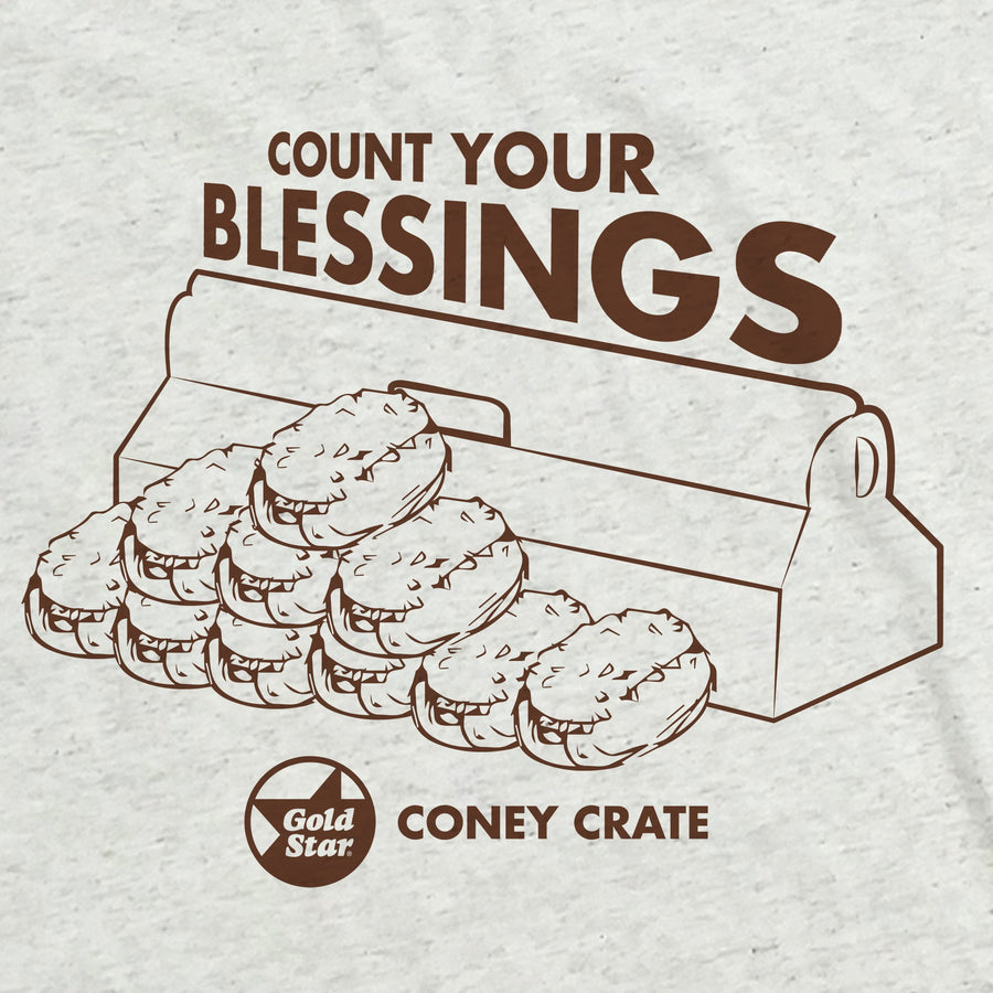 Count Your Blessings - Gold Star Chili Coney Crate