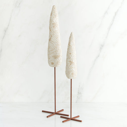 Cypress Trees - set of 2 Willow Tree
