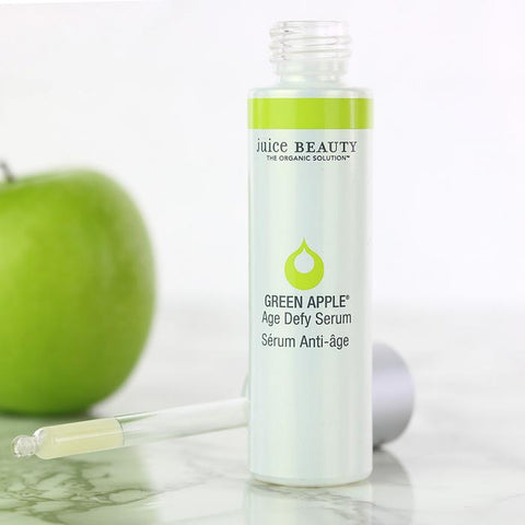 JUICE BEAUTY GREEN APPLE™ AGE DEFY SERUM 有機青蘋果抗氧嫩肌精華
